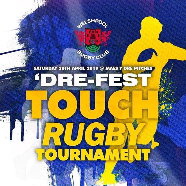 This time next week you could be enjoying a tasty HOGROAST after an afternoon of Touch Rugby. 🏃♂️🏉🏃🏼♀️👍🥪🍺 There's still time to enter a team and if you haven't got a team but would like to play let us know and we'll find you one!  More info on the club Facebook page & entry forms on the club website!