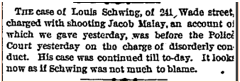 Cincinnati Enquirer , December 27th, 1876. Courtesy of the Public Library of Cincinnati and Hamilton County.
