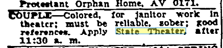 Cincinnati Post , July 6, 1946. Courtesy of the Public Library of Cincinnati and Hamilton County.