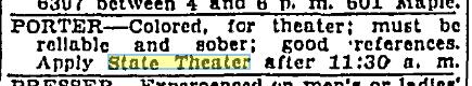 Cincinnati Post , July 8, 1946. Courtesy of the Public Library of Cincinnati and Hamilton County.
