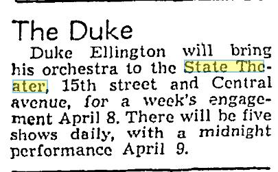 Cincinnati Post , March 26, 1949. Courtesy of the Public Library of Cincinnati and Hamilton County.