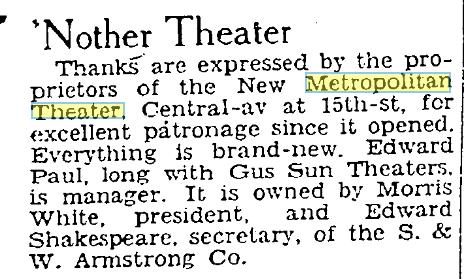 Happy customers writing in.  Cincinnati Post , November 28, 1931. Courtesy of the Public Library of Cincinnati and Hamilton County.