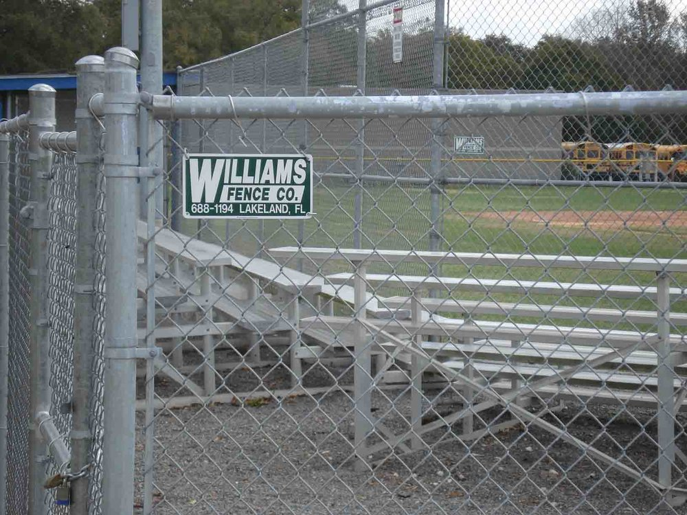 Link Up With A New Fence — Williams Fence