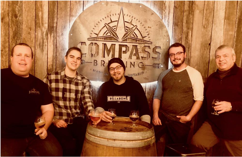 Compass Brewing Team