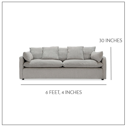 Search Couches by Size and Price