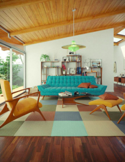 midcentury_livingroom_tufted_tourquoise_winged_arm_couch.png
