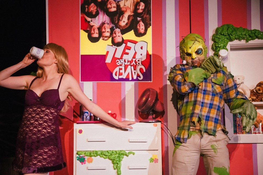The Toxic Avenger -