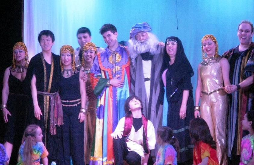 Joseph and the Amazing Technicolor Dreamcoat -