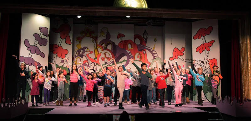 Seussical Jr -