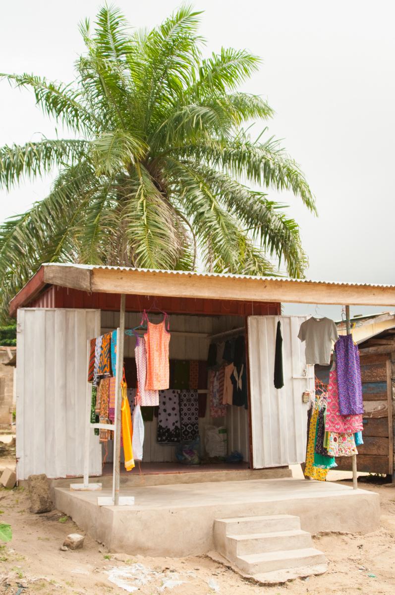 Rebecca's shop