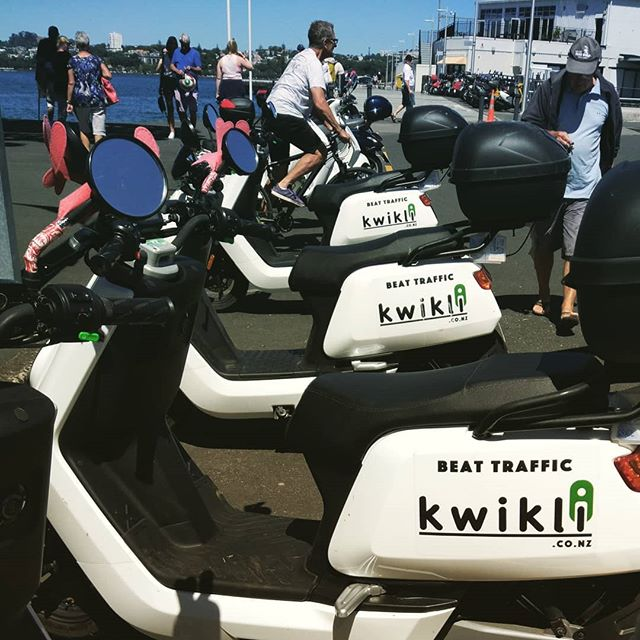 Kwikli and safely; wheel lock-down on safety for you, always.