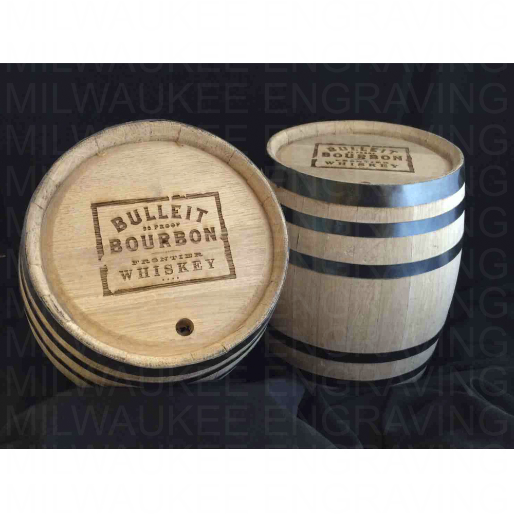 engraved barrels