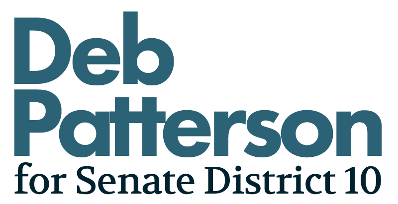 Deb Patterson for Senate District 10