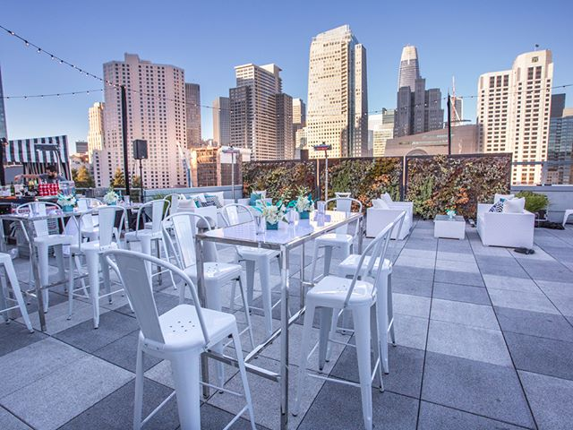 Case of the Mondays? Have no fear! Our summer promo special is going strong - hit us up for details and this could be YOUR afternoon in the city on our terrace! Link in bio. #ourcityviewisonpoint