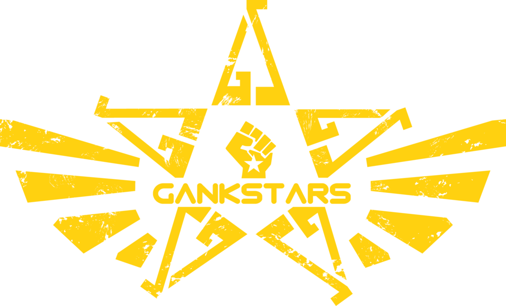 Gankstars Transparent BG Gold Distressed.png