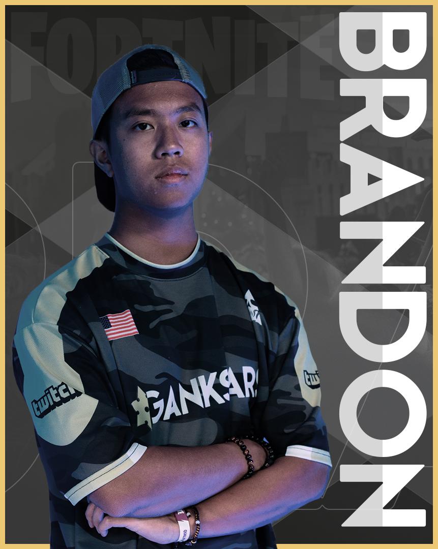 """Brandon Pan  - """"Brandon"""""""