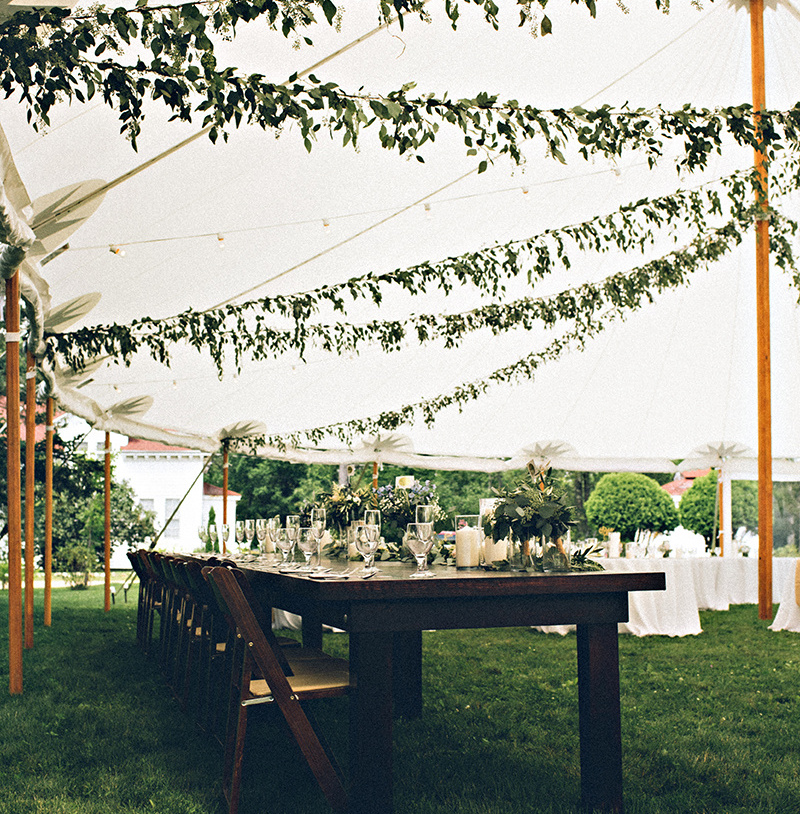 Aldworth Manor NH Tented Wedding