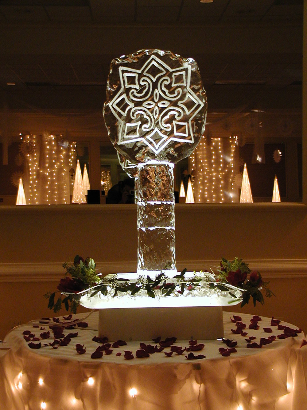 The Magic of Ice Sculptures!