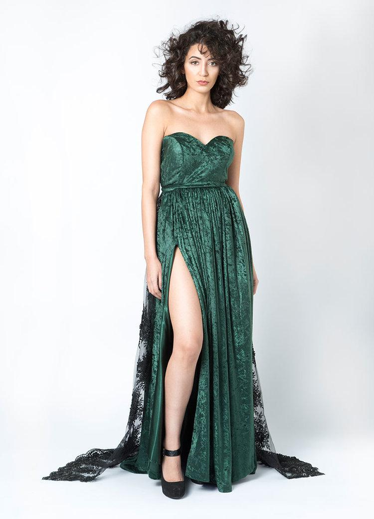 Fashion Designer — Mina Binebine