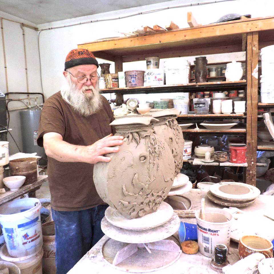 John Jessiman ceramics