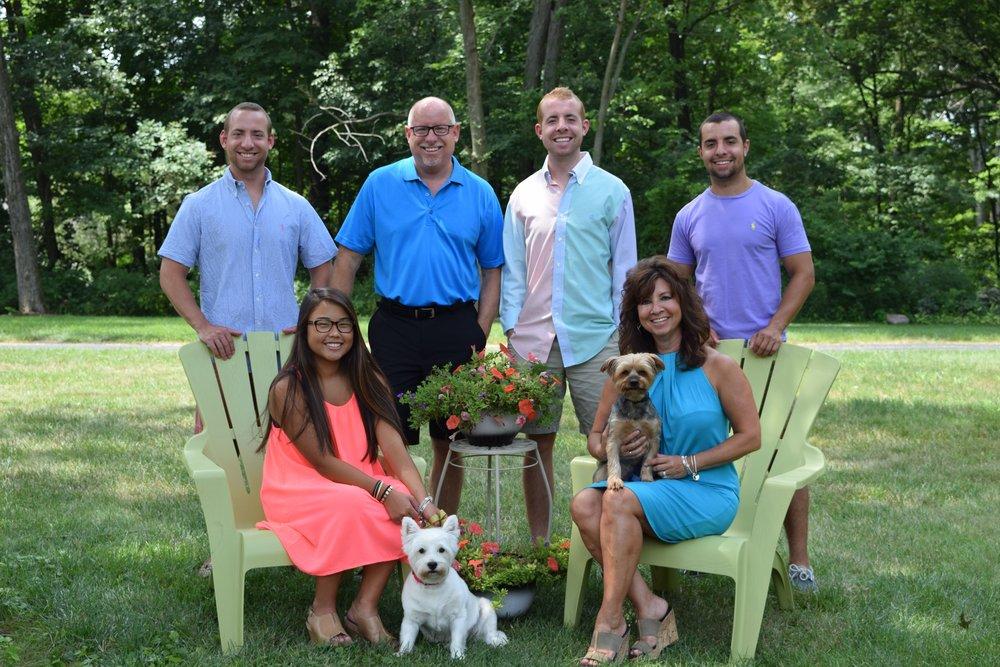 nick murphy family