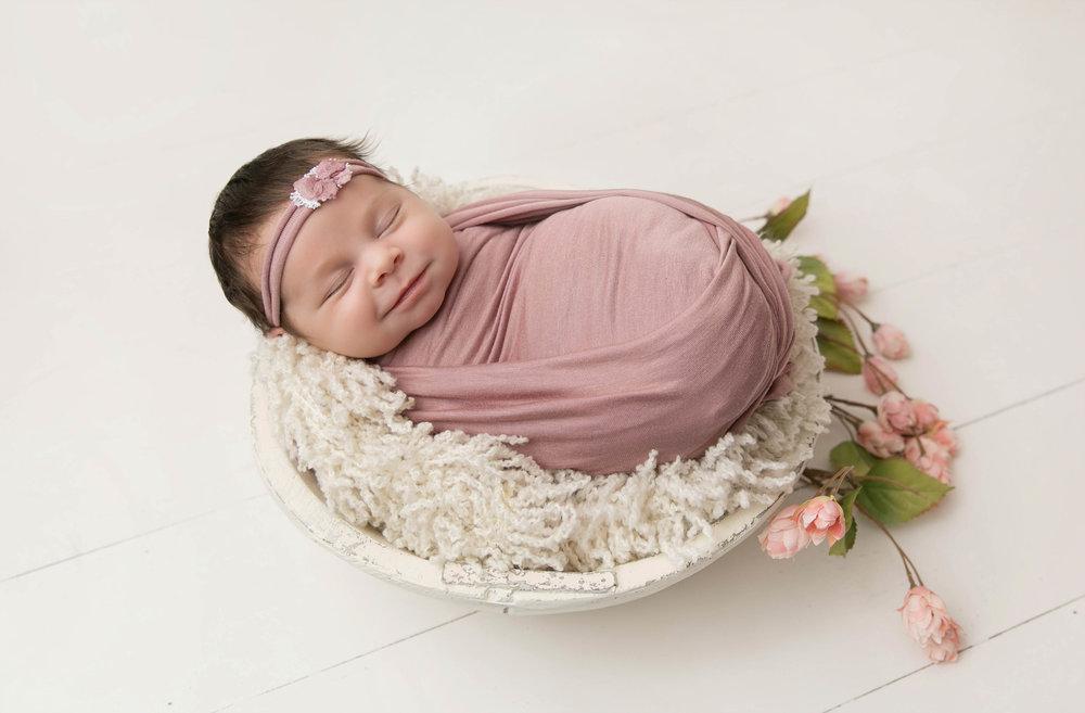 Baby Makenzie