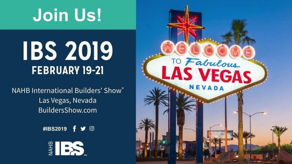 IBS Las Vegas 2019 Banner Image