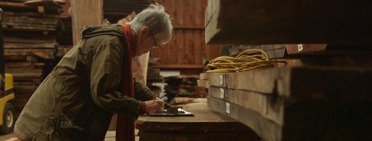 A Place at the table - Mira Nakashima inherited her father George's shop and set to work continuing his artistic legacy.Season 1, Episode 1