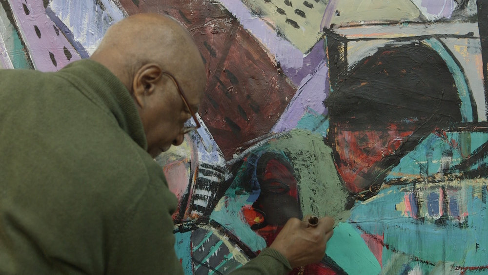 Inside the Outsider: Leroy Johnson - Leroy Johnson has lived on the edges of the art world for all his 80+ years.Season 2, Episode 3