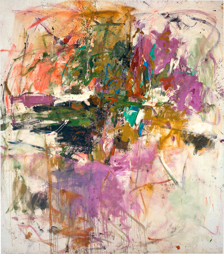 Credit:  Joan Mitchell Foundation