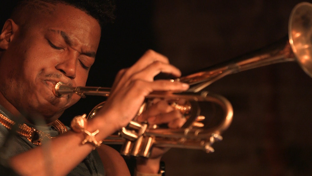 Christian Scott playing the trumpet at south 4.jpg