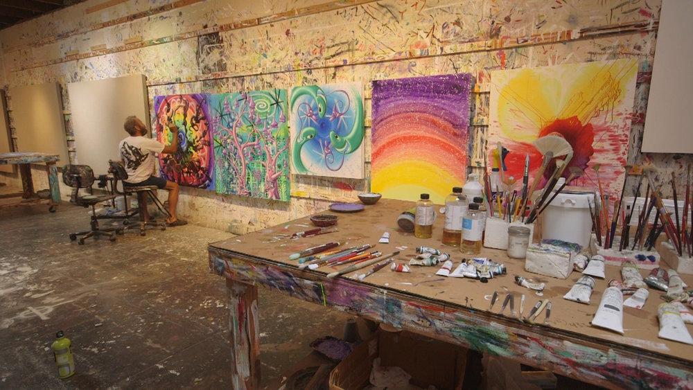 Kenny Scharf's Studio 2.jpg