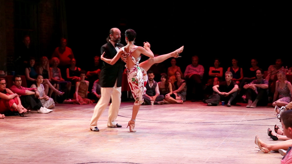 It Takes Two - Tango is a complex improvised form that's danced the world over.Tags: historical, cultural