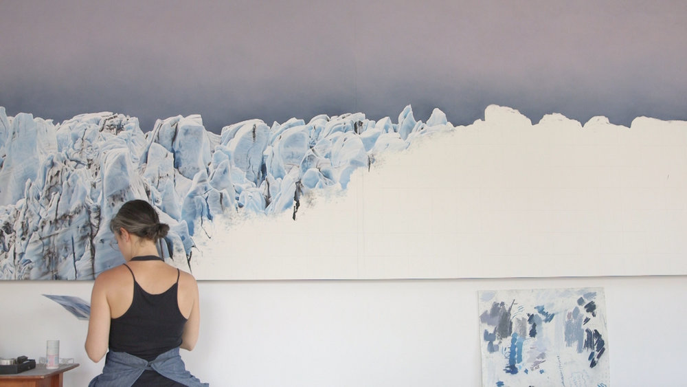 Changing Minds about Climate Change - Two artists are helping to reinvigorate the conversation about climate change by presenting its truths more...artfully.