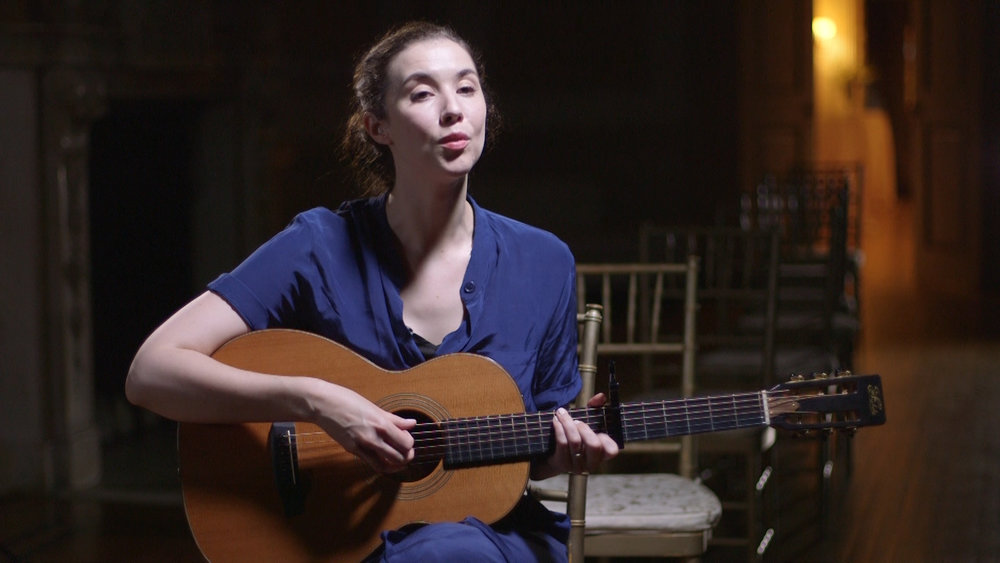 Lisa Hannigan: Stalking the Muse - After a decade of nonstop creativity, Lisa Hannigan was forced to confront the dreaded
