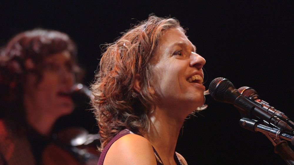 "Ani DiFranco: Still a Righteous Babe - For most of us, fighting ""The Man"" is a youthful exercise. For Ani DiFranco, it's been a lifelong vocation.Season 3, Episode 7"