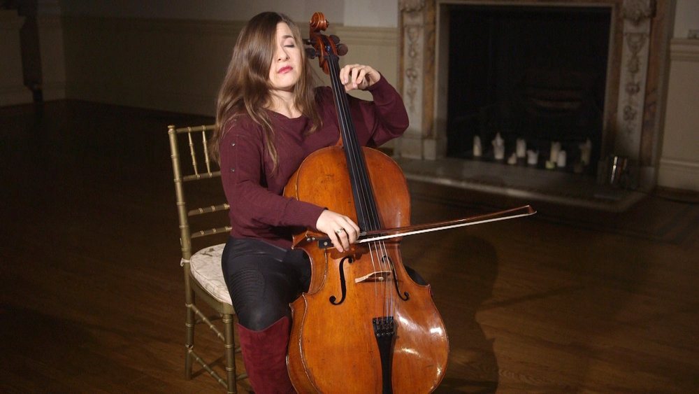 The Prodigy Daughter - Cellist Alisa Weilerstein found her calling at age 5.Season 3, Episode 12