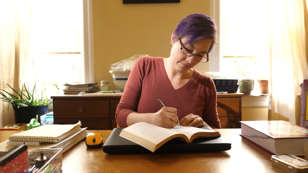 Kory Stamper: Word By Word - Long before Kory Stamper started writing dictionaries, she was just a kid in love with language.Season 4, Episode 3