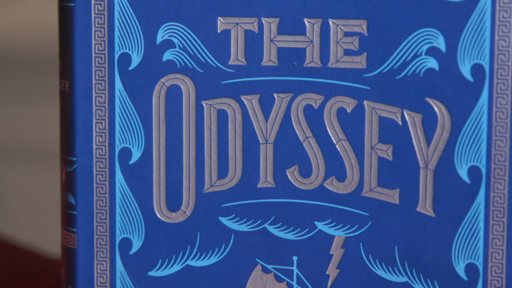 The Odyssey: 27 Centuries & Counting - There's an epic poem that has survived re-reading longer than the Bible and Shakespeare—but why?Season 4, Episode 5