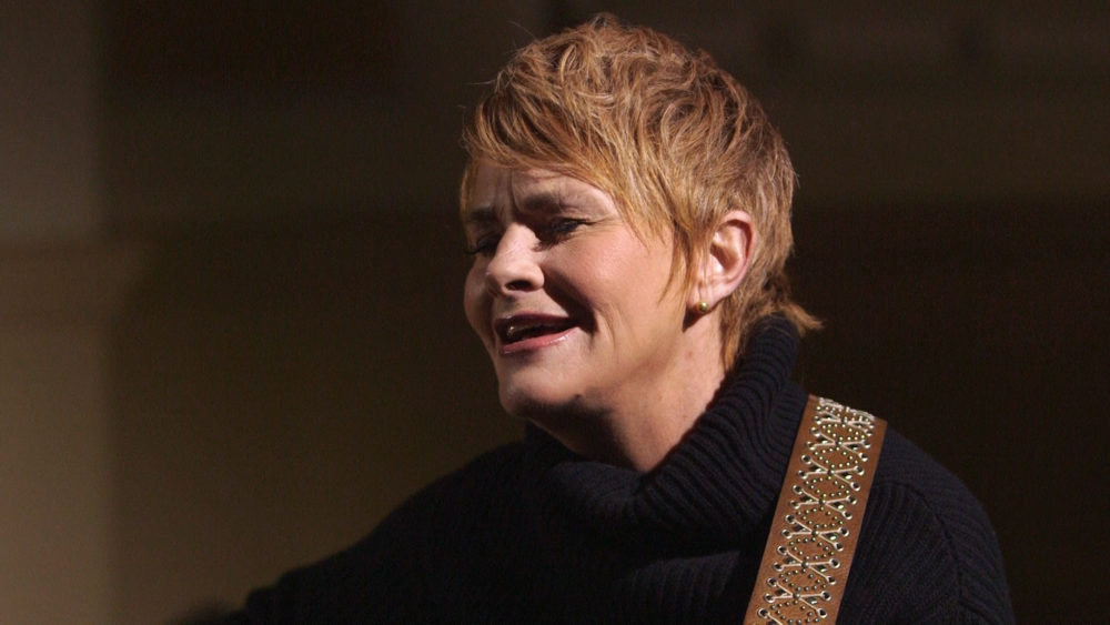 Shawn Colvin: Home From A Mission - Misery may love company, but Shawn Colvin isn't picking up the phone.Season 4, Episode 6