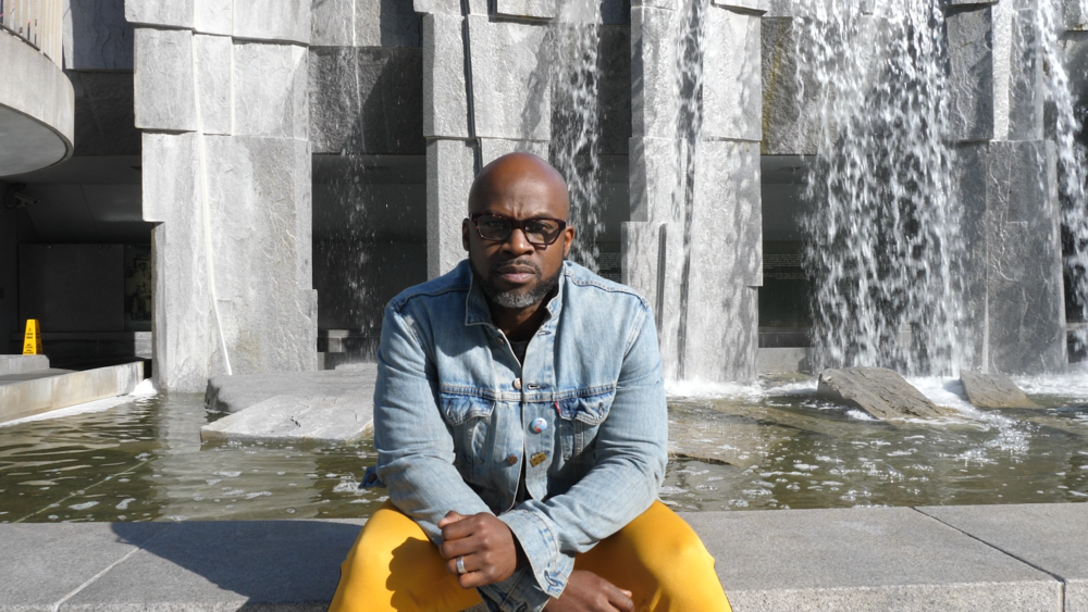 Marc Bamuthi Joseph: Stage, Page, Body, Mind - Marc Bamuthi Joseph is a master wordsmith and a curator of ideas. He discusses his quest for a better world and shares the poems he hopes might help us get there.Season 4, Episode 8