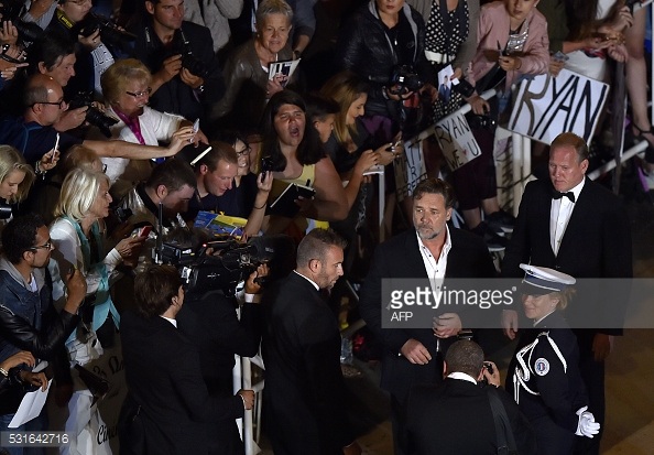 Location : Cannes Film Festival (Cannes, France)  Description:  Celebrity close protection coverage provided by CA Security Services Ltd. during 2017 Cannes Film Festival
