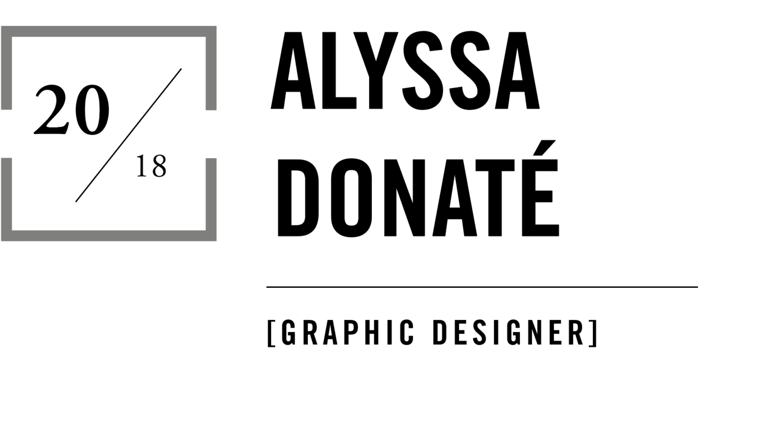 Alyssa Donate