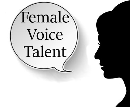 female voiceover talent