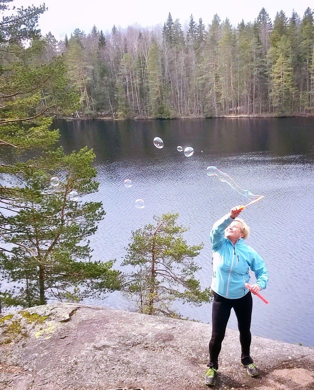 Hengitysterapia ja hengityskurssit Espoossa
