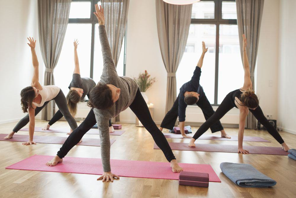 Lunchtime Mat Pilates - Mondays, 13:00-13:50Enso YogaKrausenstraße 28, 10117 Berlin (Mitte)