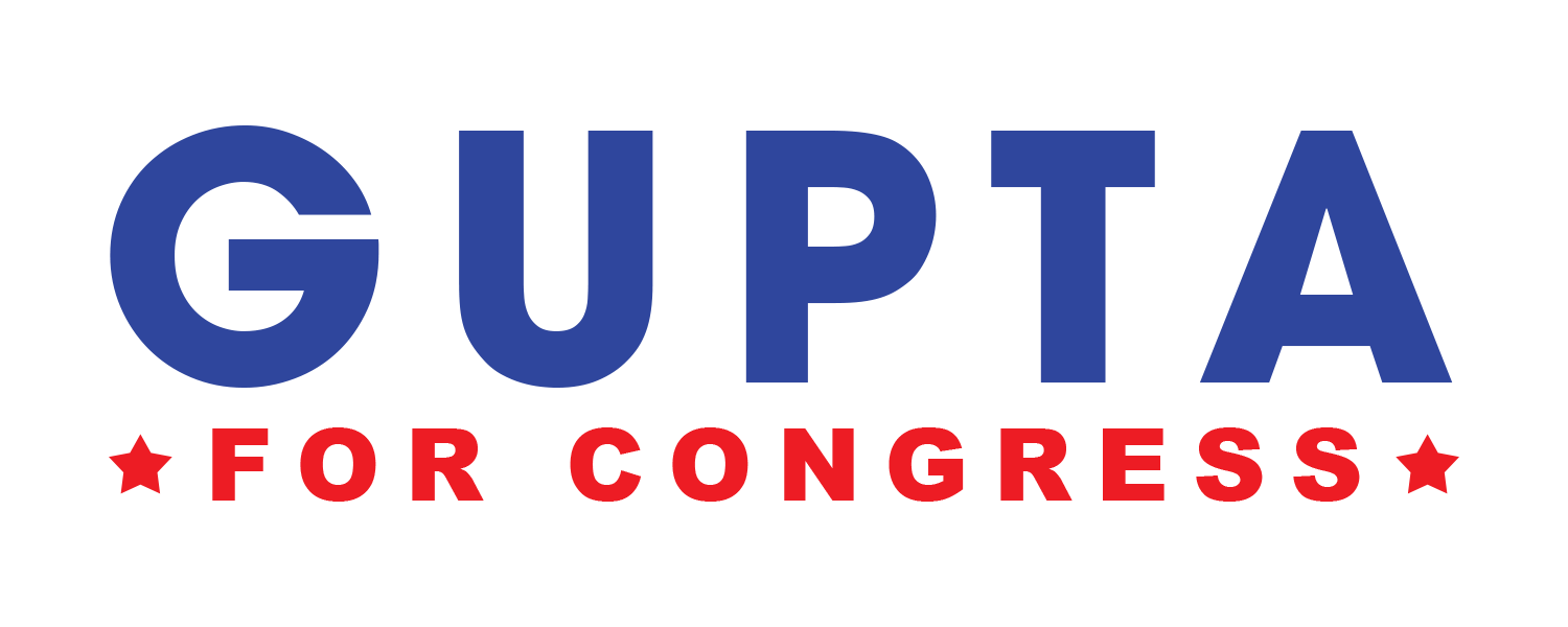 Suneel Gupta for Congress