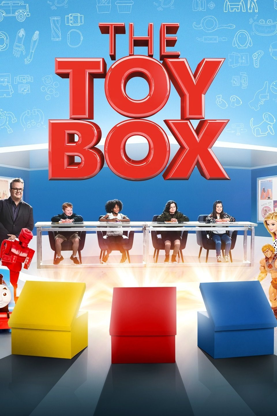 Featured on the hit ABC show, The Toy Box - Make sure to visit our media page to see all the behind the scenes video and interview!!