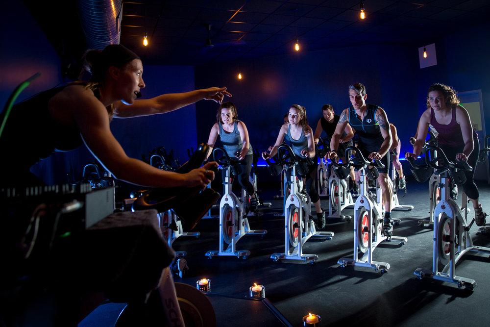 REV Indoor Cycling