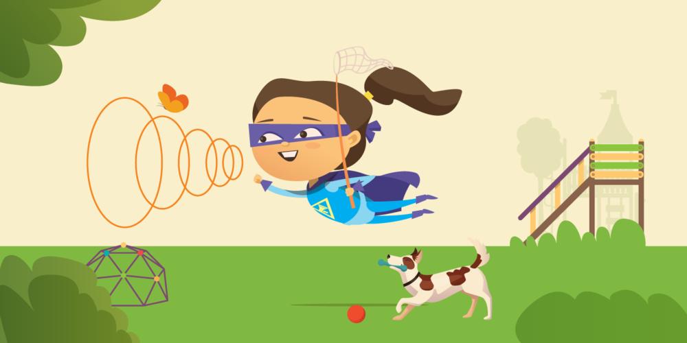 COMUNICACIÓN - El juego permite a los niños intercambiar ideas, información o mensajes mediante el habla, las señales, la escritura o las acciones.